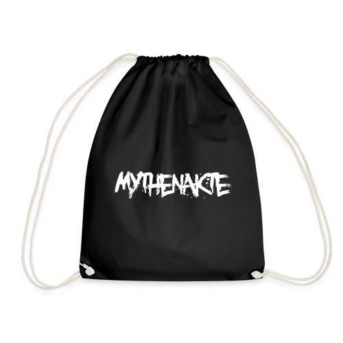 MythenAkte - Turnbeutel - MythenAkte white - Turnbeutel