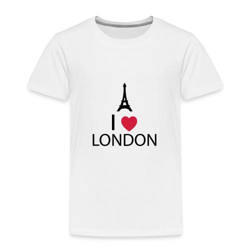 I love London - T-shirt Premium Enfant