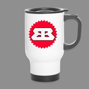 Travel Mug | Bassbottle Logo - Thermobecher