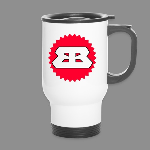 Travel Mug | Bassbottle Logo - Thermobecher