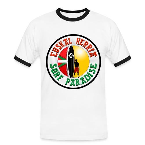 Euskal Herria Surfing - Men's Ringer Shirt