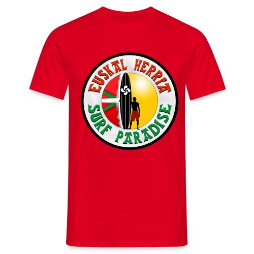 Euskal Herria Surfing - Men's T-Shirt