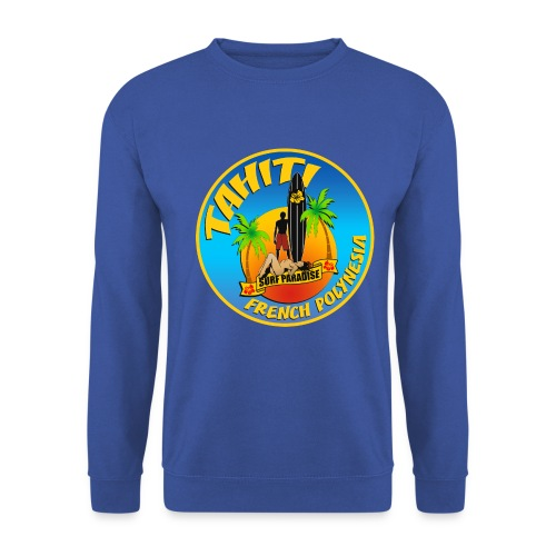 Tahiti Surfing Team - Men's Sweatshirt