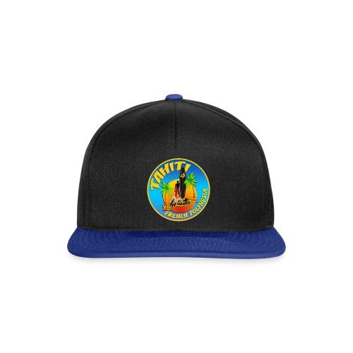 Tahiti Surfing Team - Snapback Cap