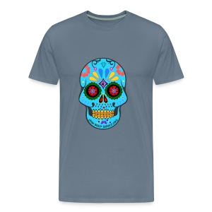 OBS Skull T-Shirt - Men's Premium T-Shirt