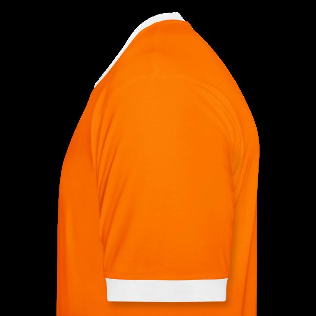 Wielerkoning contrastshirt
