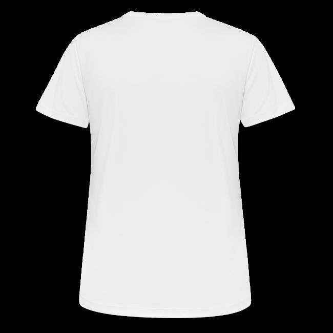 Wielerkoningin shirt ademend