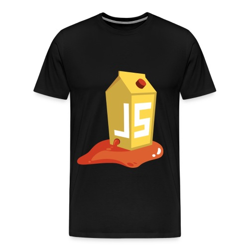 OWASP Juice Shop T-Shirt (Herren) - Männer Premium T-Shirt