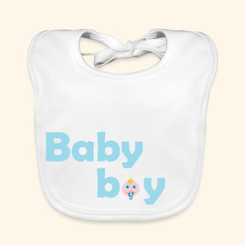 Lätzchen / Bib Baby Boy - Baby Bio-Lätzchen