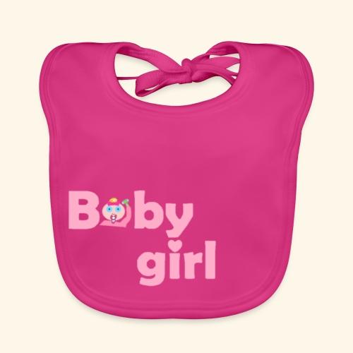 Lätzchen / Bib Baby Girl - Baby Bio-Lätzchen