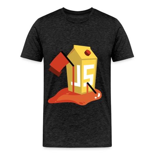 OWASP Juice Shop CTF T-Shirt (Herren) - Männer Premium T-Shirt