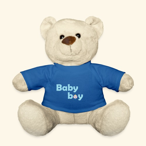 Teddy Bear Baby Boy - Teddy