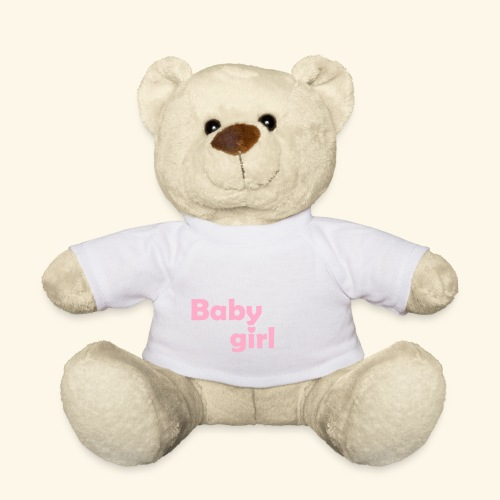 Teddy Bear Baby girl - Teddy