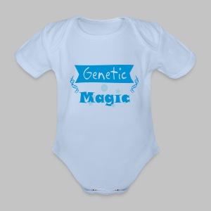 Body bébé Genetic is Magic - Organic Short-sleeved Baby Bodysuit