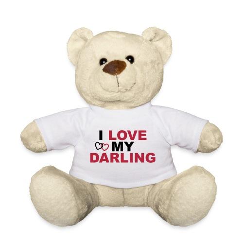 I LOVE MY DARLING - Teddy