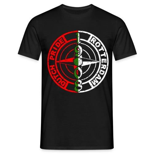 Rotterdam Dutch Pride - Mannen T-shirt