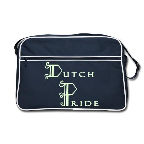Dutch Pride - Retro-tas