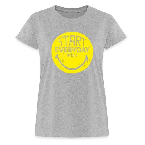 rebel - Frauen Oversize T-Shirt