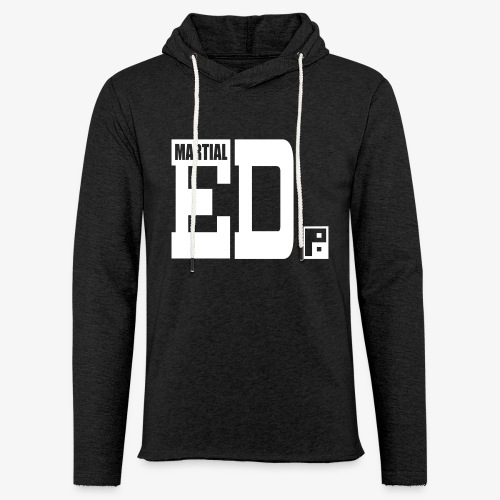 UNISEX LIGHT HOODED SWEAT - Light Unisex Sweatshirt Hoodie
