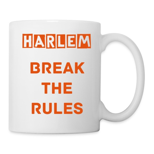 Break The Rules Mug - Tazza