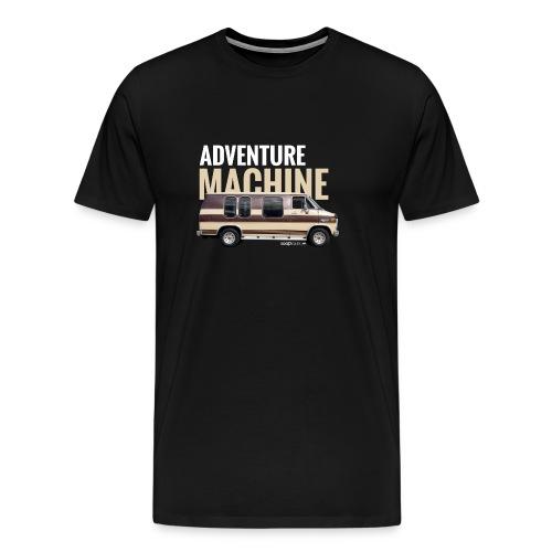 Adventure Machine* - T-shirt Premium Homme