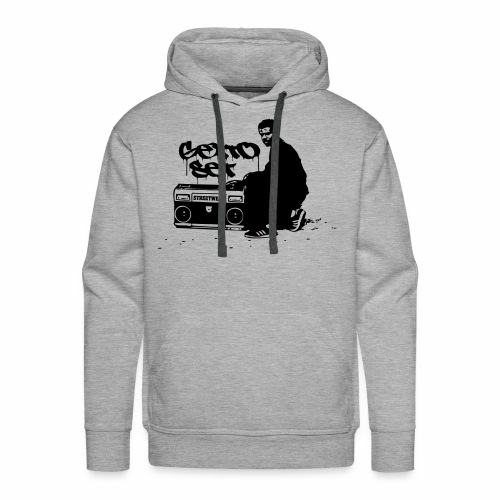Gettoset Streetwear huppari - Miesten premium-huppari
