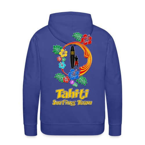 Tahiti Surfing Team - Men's Premium Hoodie
