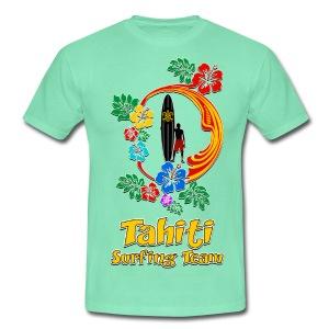 Tahiti Surfing Team - Men's T-Shirt