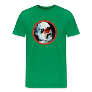 Clown traurig - Männer Premium T-Shirt