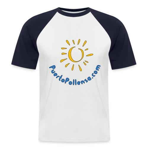 PP.com Raglan Shortsleeve - Men's Baseball T-Shirt