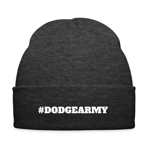 Dodge Army Beanie - Winter Hat