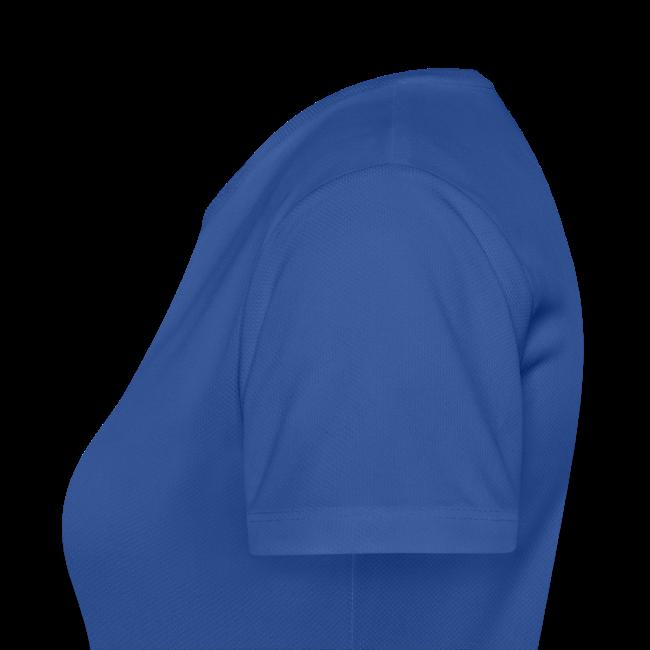 Hardloopkoningin shirt ademend