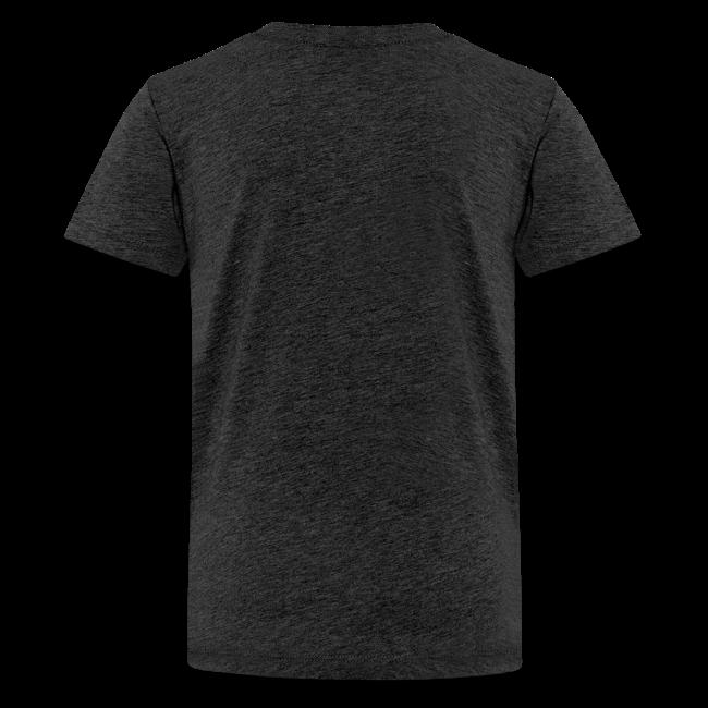 Hardloopkoning(in) tienershirt