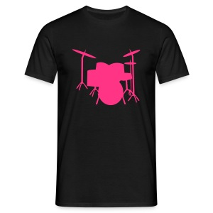 Drums - T-shirt Homme