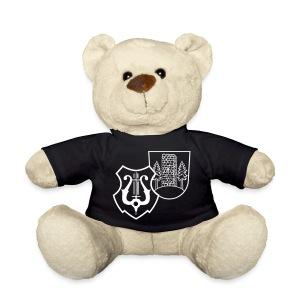 Bär mit Wappen - Teddy