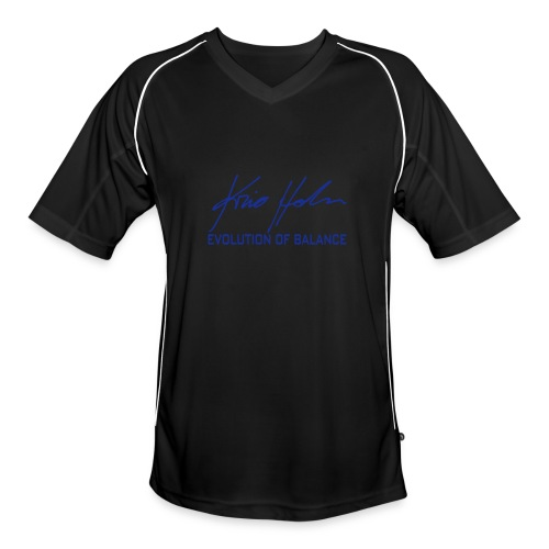 Signature Logo Riding Jersey (Blue Logo) - Men's Football Jersey