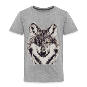 WOLF OR SHEPHERD (Kids) - Kinder Premium T-Shirt