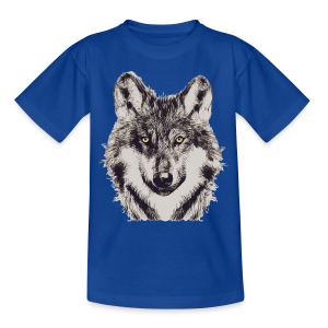 WOLF OR SHEPHERD (Teen) - Teenager T-Shirt