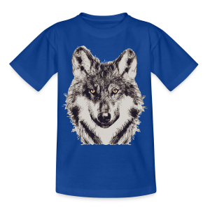 WOLF OR SHEPHERD (Kids) - Kinder T-Shirt