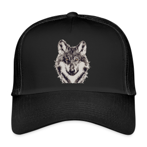 WOLF OR SHEPHERD - Trucker Cap