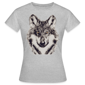 WOLF OR SHEPHERD - Frauen T-Shirt