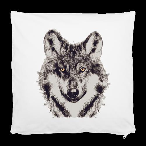 WOLF OR SHEPHERD - Kissenbezug 40 x 40 cm