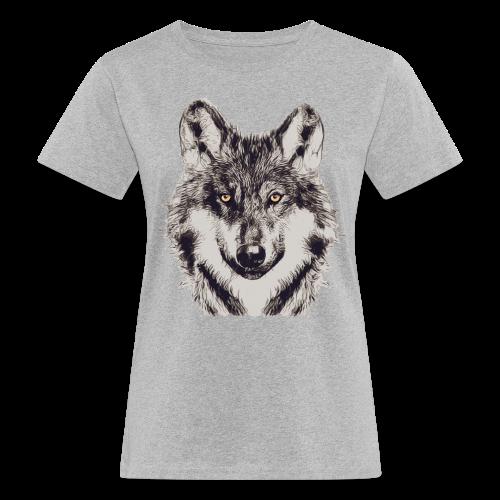 WOLF OR SHEPHERD (Bio) - Frauen Bio-T-Shirt