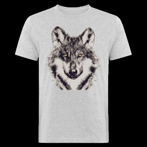 WOLF OR SHEPHERD (Bio) - Männer Bio-T-Shirt
