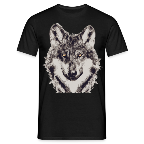 WOLF OR SHEPHERD - Männer T-Shirt