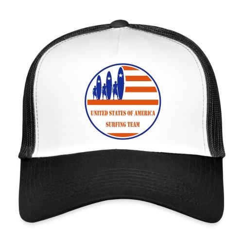 USA Surfing Team - Trucker Cap