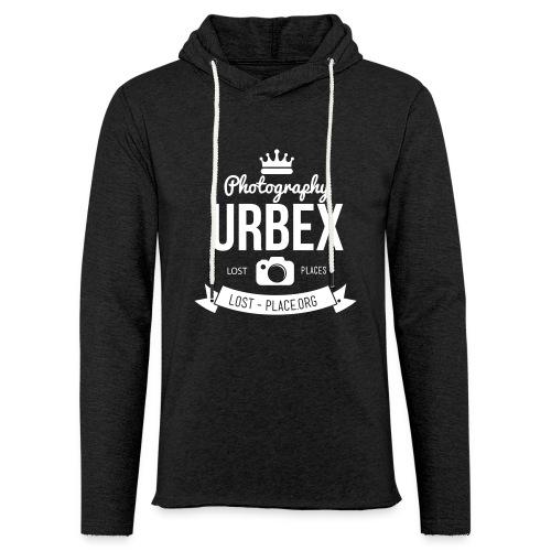 Urbex Photography (Leichter Unisex Hoodie) - Leichtes Kapuzensweatshirt Unisex