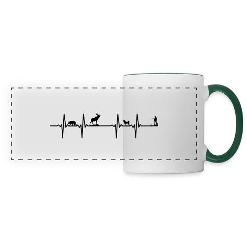 heartbeat hunting - Panoramamugg