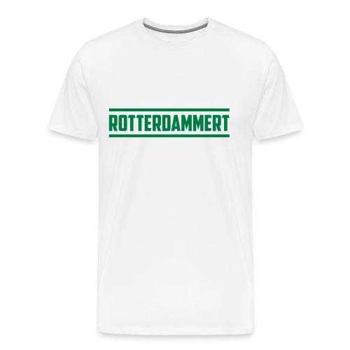 Rotterdammert - Mannen Premium T-shirt