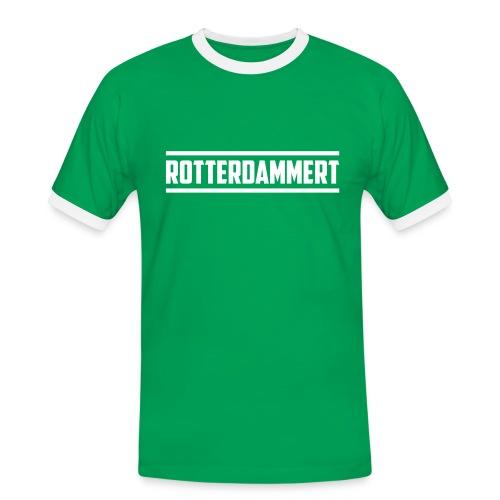 Rotterdammert - Mannen contrastshirt